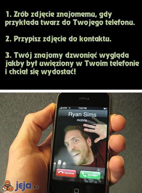 Znajomy w Twoim telefonie