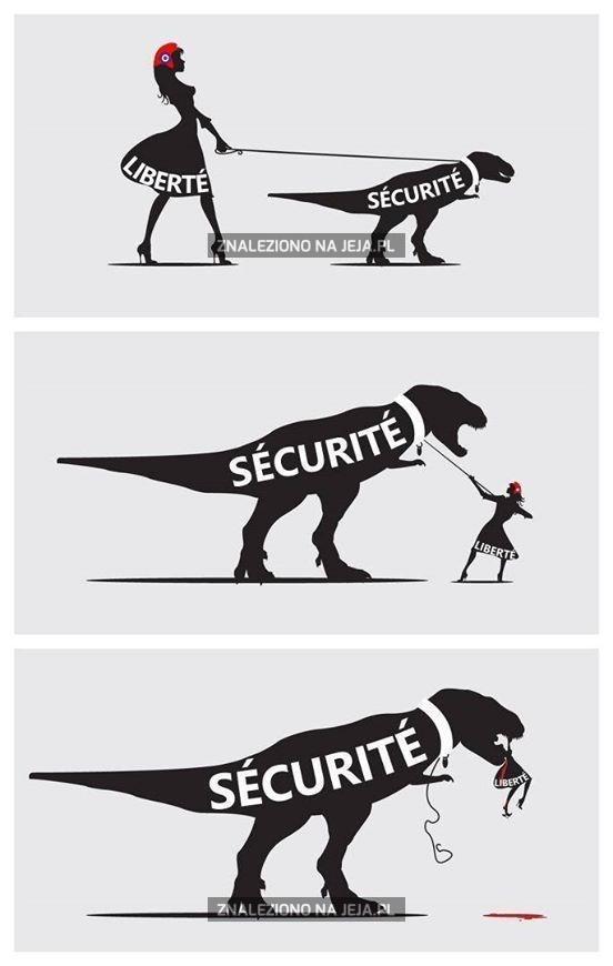 Wolność, a bezpieczeństwo