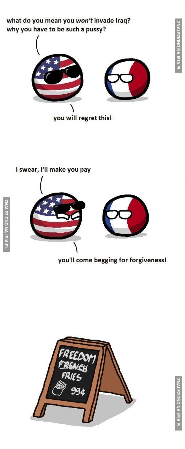 Zemsta Ameryki