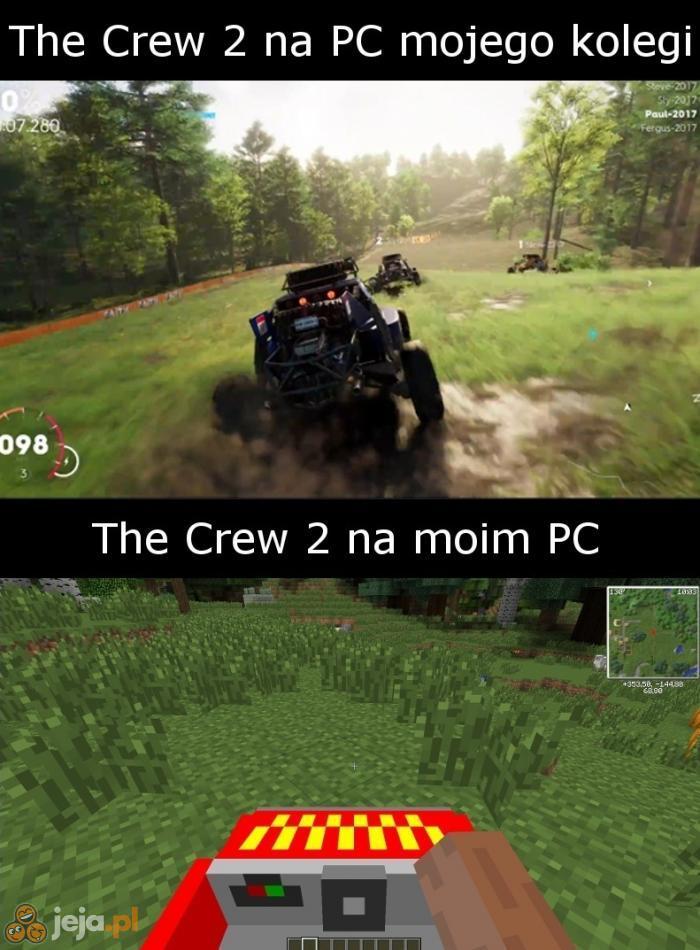 Kiedy twój PC to ziemniak