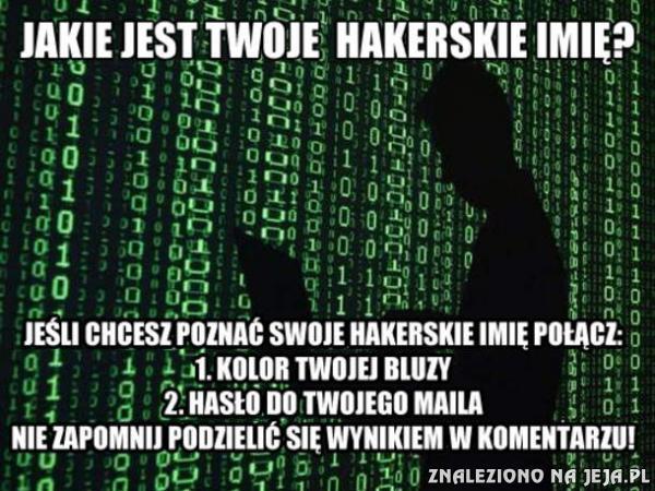 Hakerski pseudonim