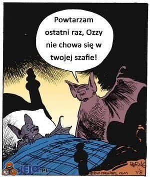 Ozzy Osbourne i nietoperze