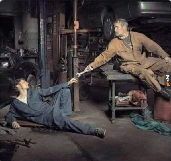 Stworzenie mechanika
