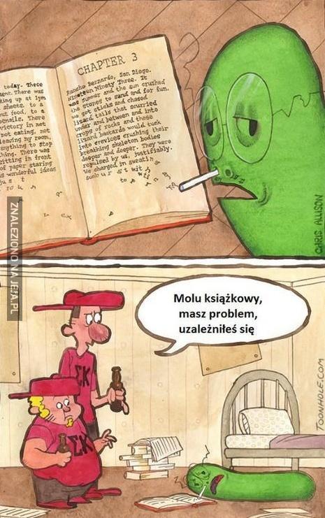 Mól książkowy