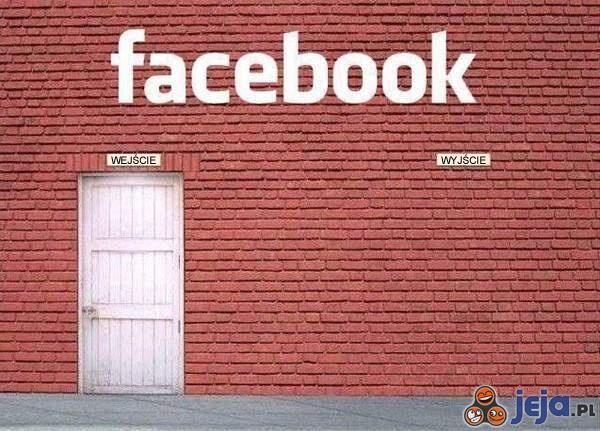 Facebook - bez wyjścia