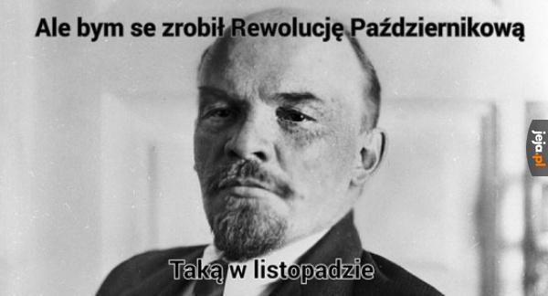 Kaprysy Lenina