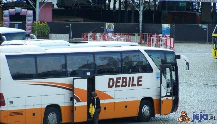 Holenderski autobus