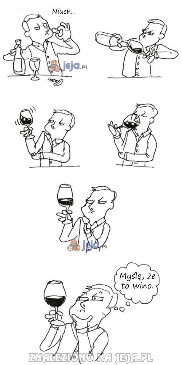Jak wygląda smakowanie wina