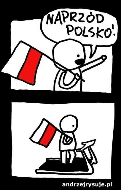 Naprzód Polsko