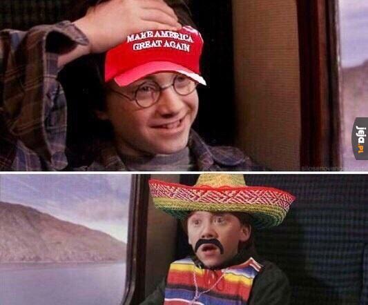Harry posprząta Amerykę