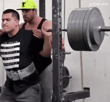 Nie umiesz podnosić, to wypad!