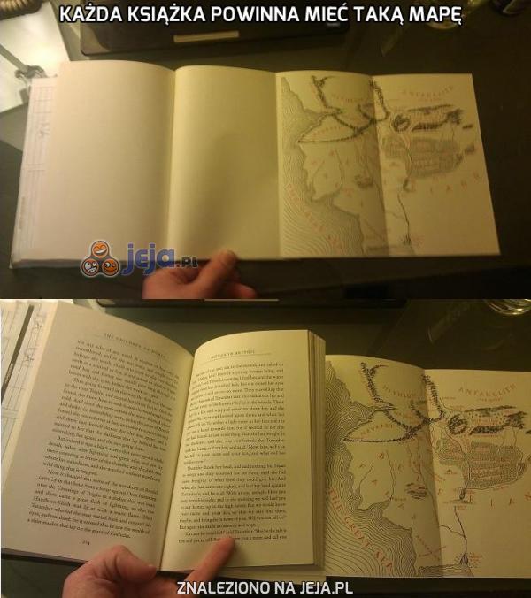 Każda książka powinna mieć taką mapę
