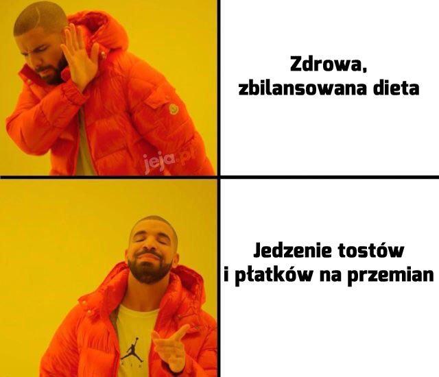 A jak tam Twoja dieta?