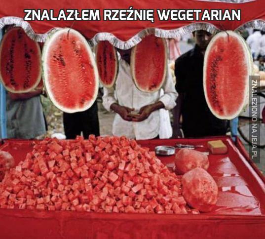 Znalazłem rzeźnię wegetarian