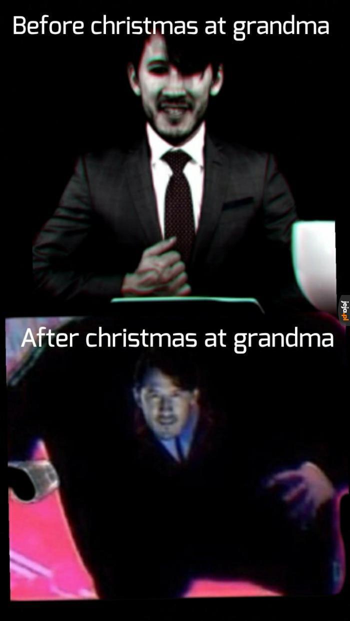 Jak tam po świętach?