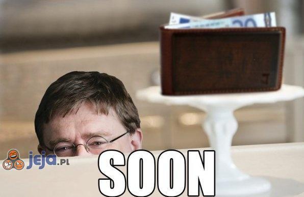 Really soon