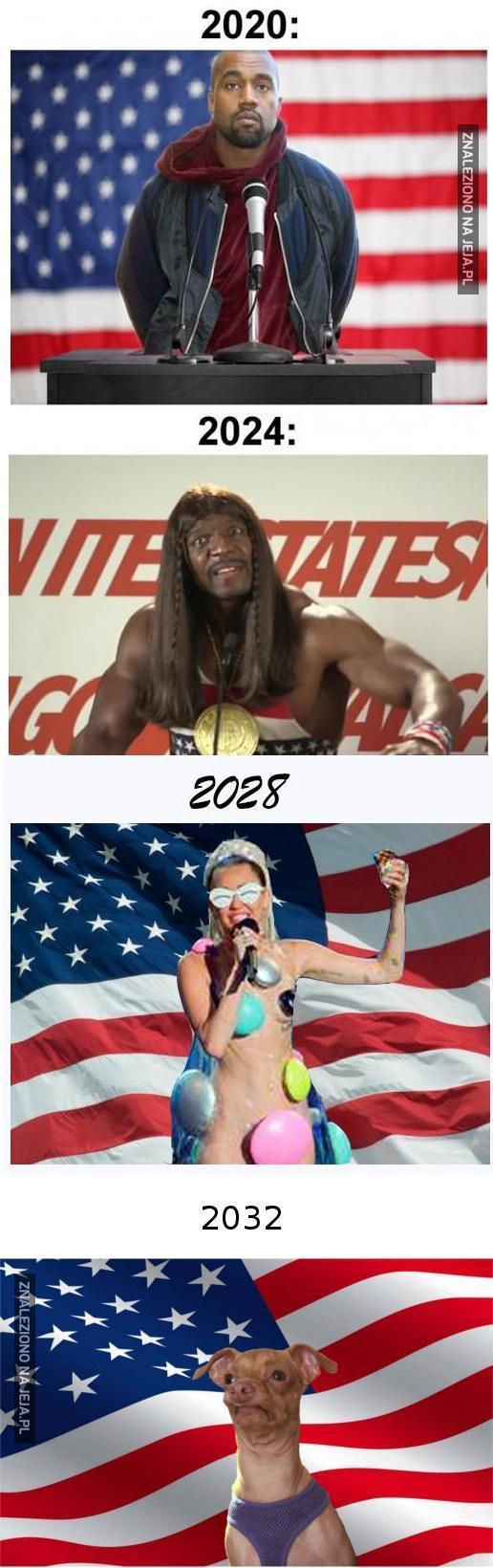 Jest nadzieja na 2032...