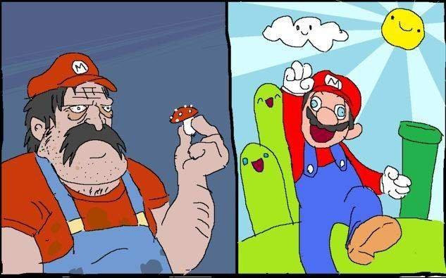 Kolorowy świat Mario