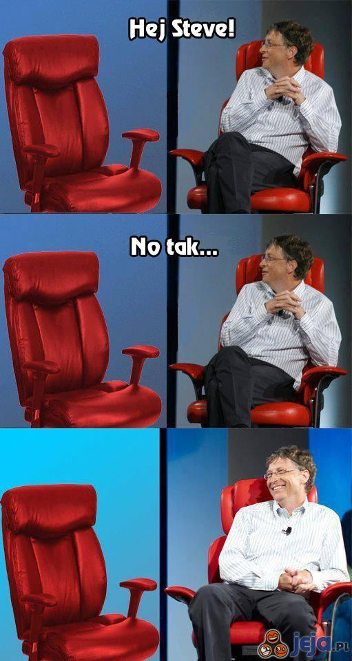 Pomyłka Billa Gatesa