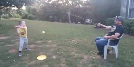 Bo kto by tam biegał za piłką...