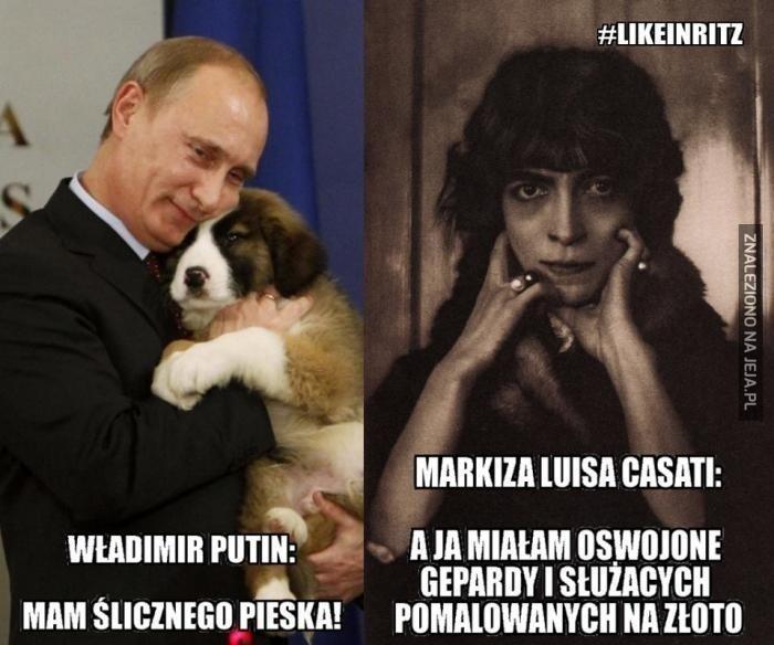 Putin vs Casati