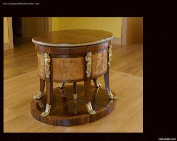 Rozkładane biurko