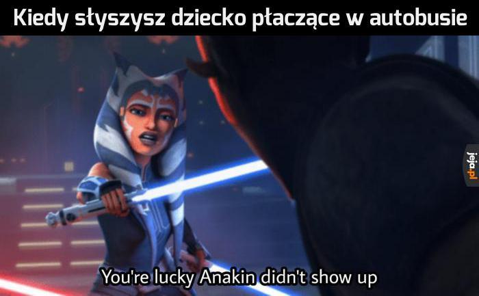Masz szczęście