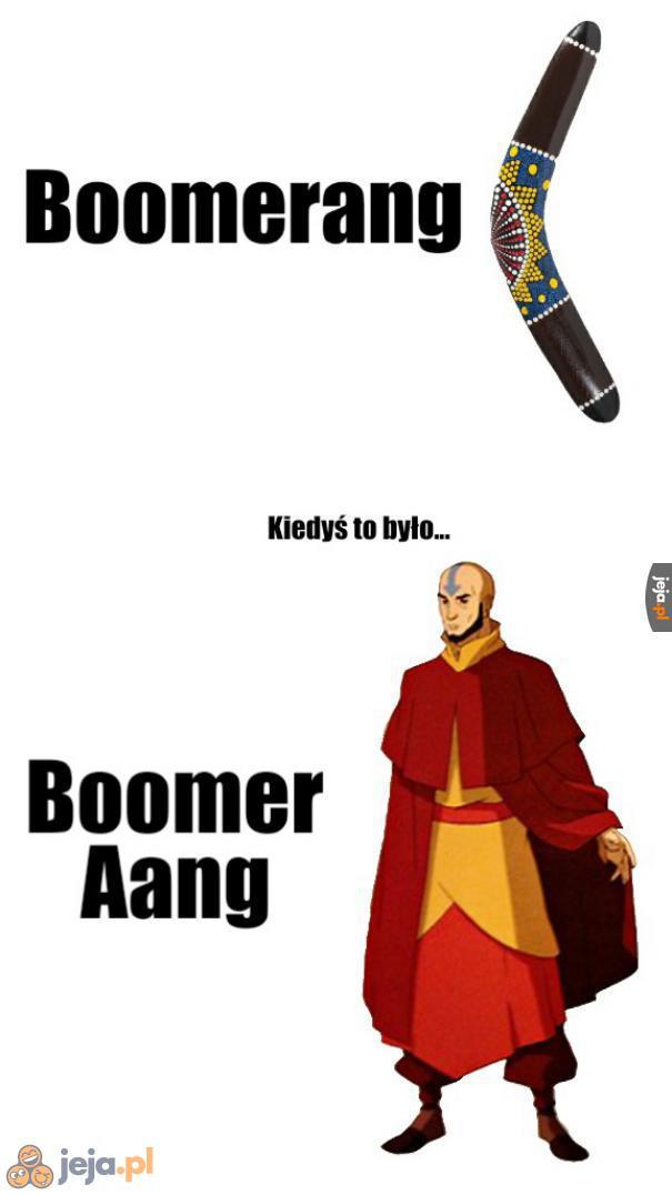 Aang by tak nie powiedział