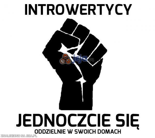 Introwertycy