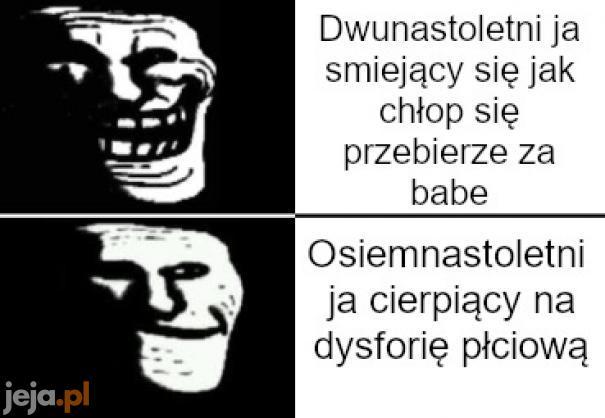 Typowy polski nastolatek moment