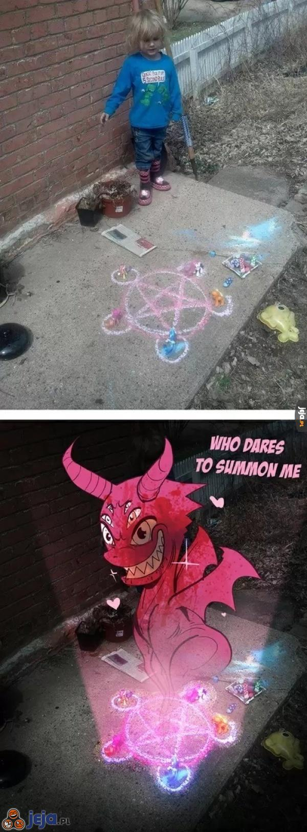 Dziecięcy okultyzm