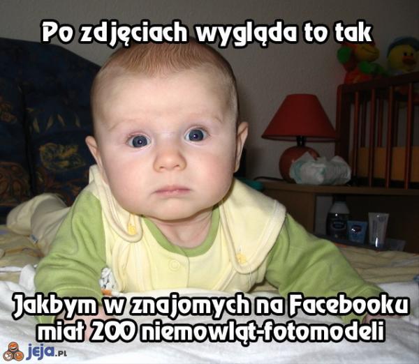 Ewolucja znajomych na Facebooku