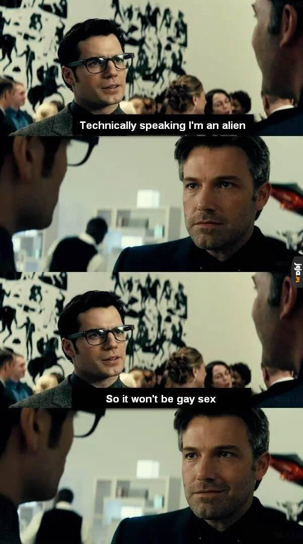 Superman, Batman... Plssss...