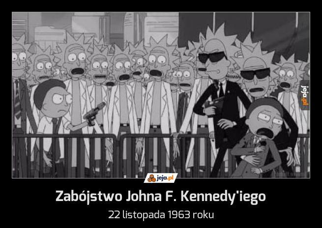 Zabójstwo Johna F. Kennedy'iego