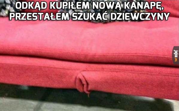 Idealna kanapa