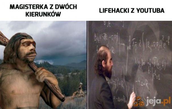 Prawdziwa szkoła życia