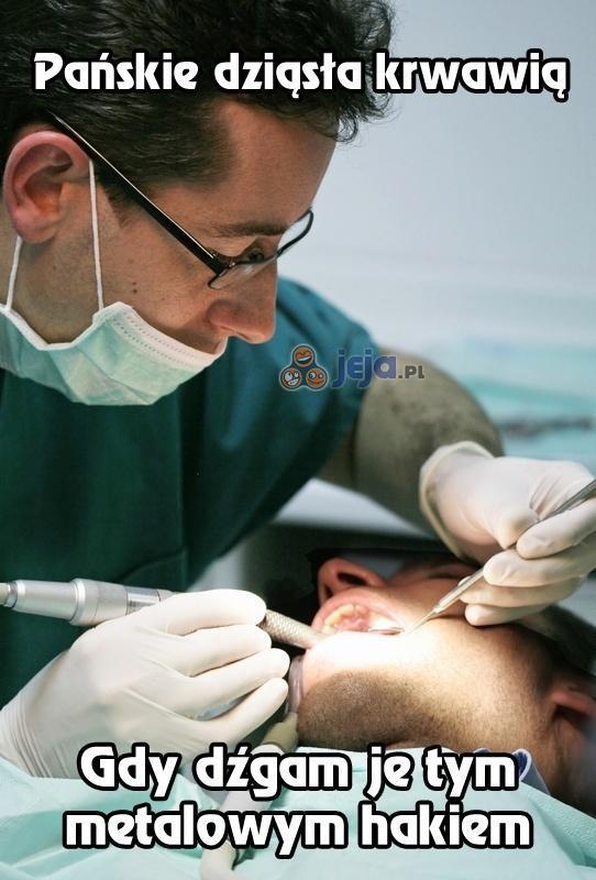Możesz zacząć się bać, gdy usłyszysz od dentysty te słowa