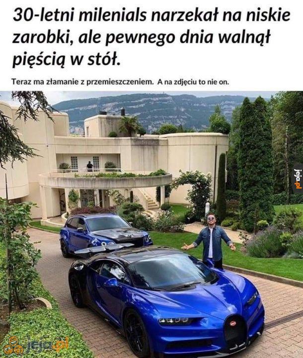 A Ty kiedy zostaniesz milionerem?