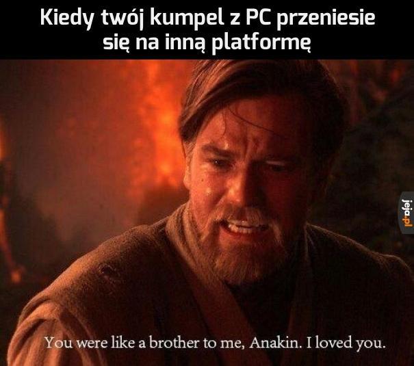 Żegnaj, przyjacielu