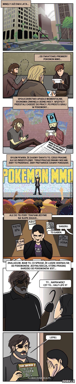 Po premierze Pokemon GO świat nie będzie taki sam...