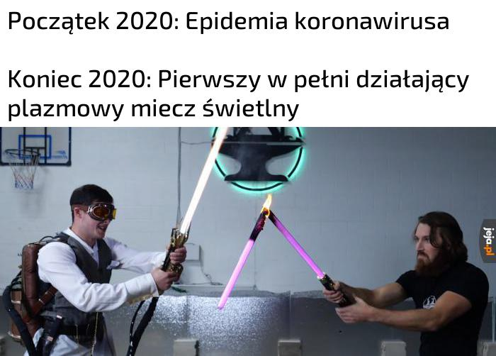 Na początku 2021 liczę na wojnę klonów