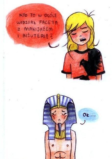 Niemodny faraon