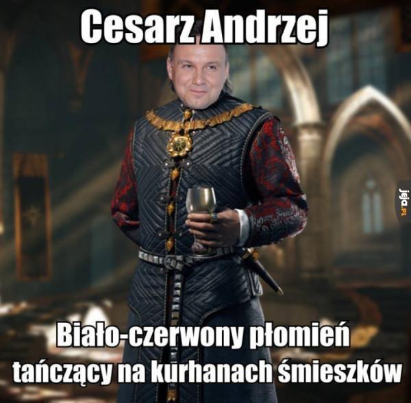 Cesarz Andrzej