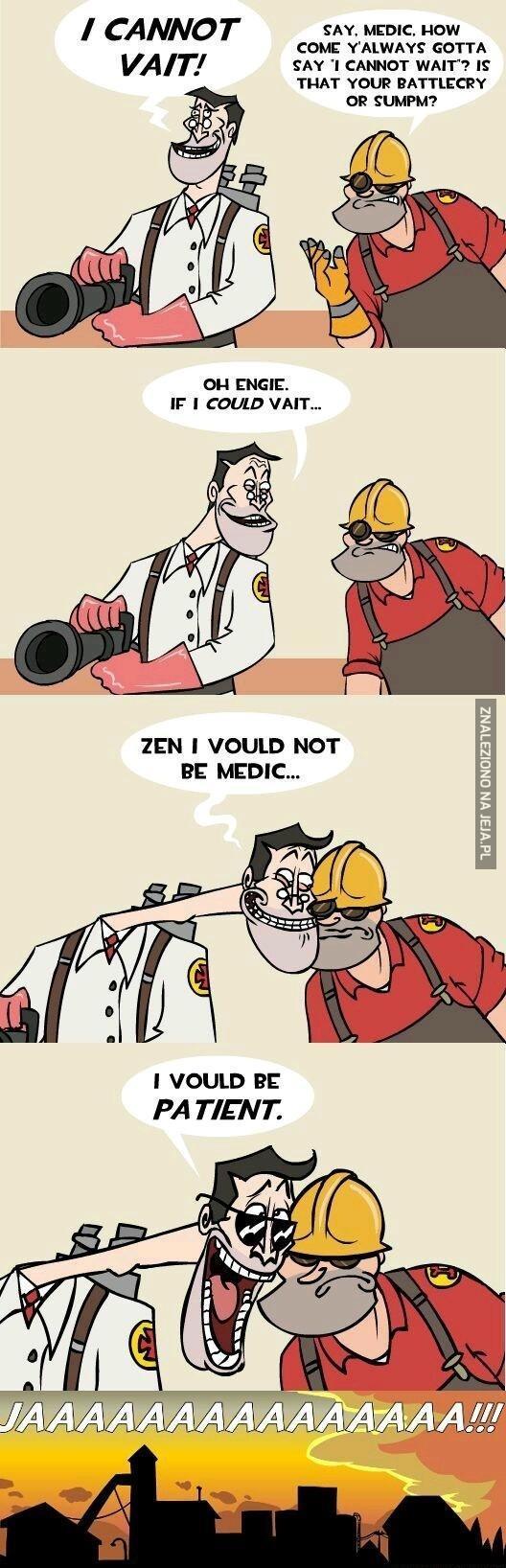 Medyczny suchar