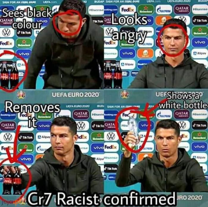 Ronaldo...?