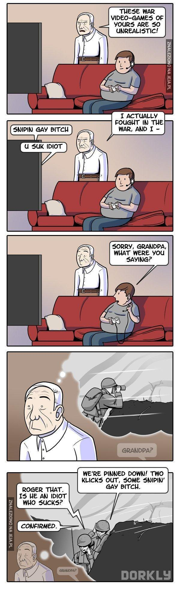 Nierealistyczna gra
