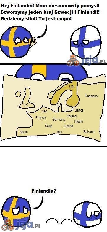 Połączenie Szwecji i Finlandii