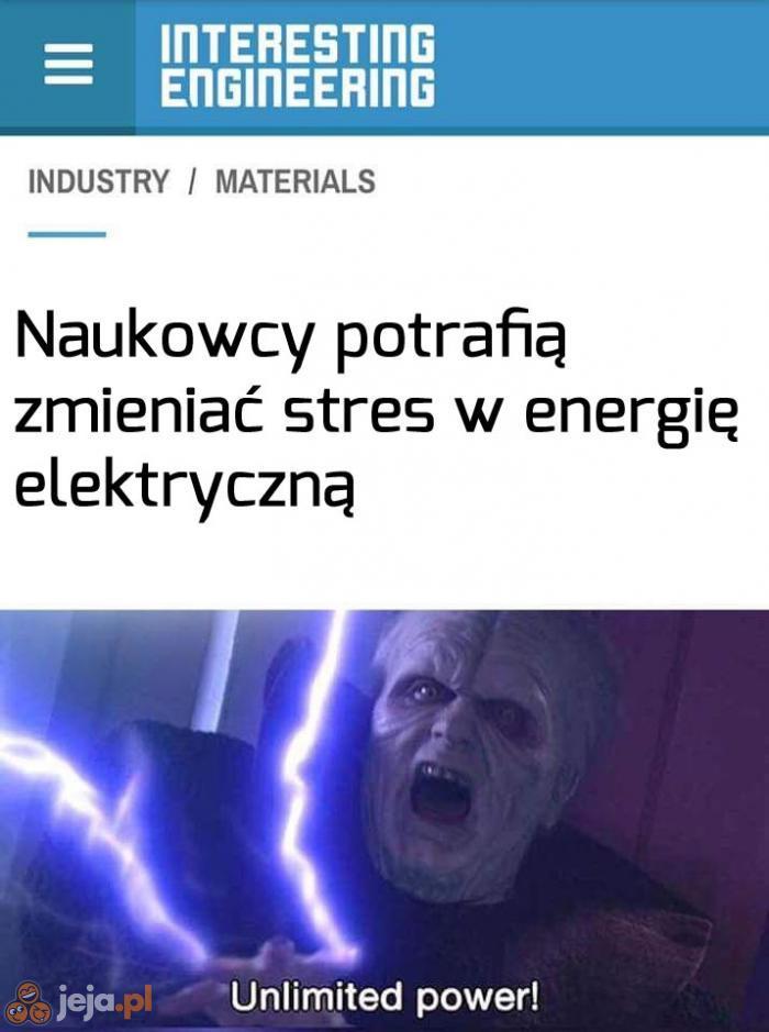 Koniec z rachunkami za prąd!