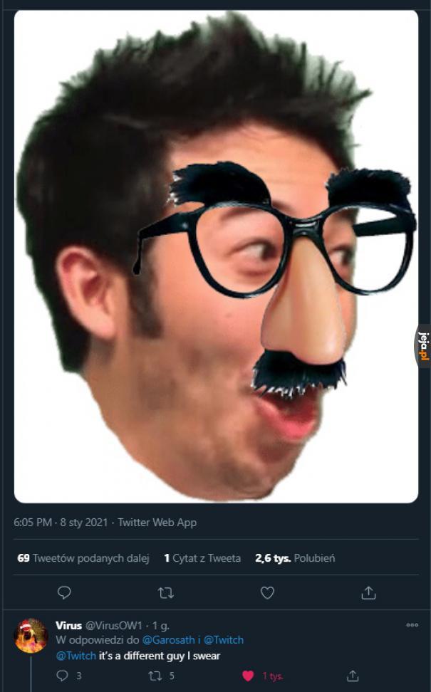 PogChamp zastąpiony nową, bezpieczną emotką
