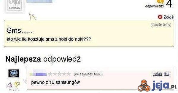 SMS do Nokii